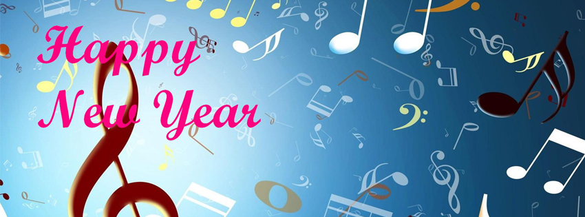 new year music facebook